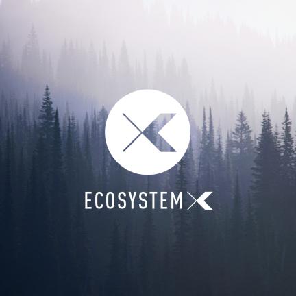 Bill Rogers Design - EcosystemX - Logo Design - Brand Identity Design