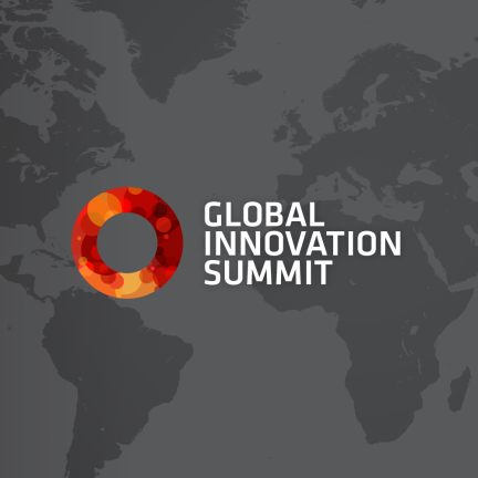 Bill Rogers Design - Global Innovation Summit - Logo Design - Brand Identity Design