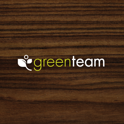 Bill Rogers Design - Fairview Health Services - Green Team - Logo Design - Brand Identity Design