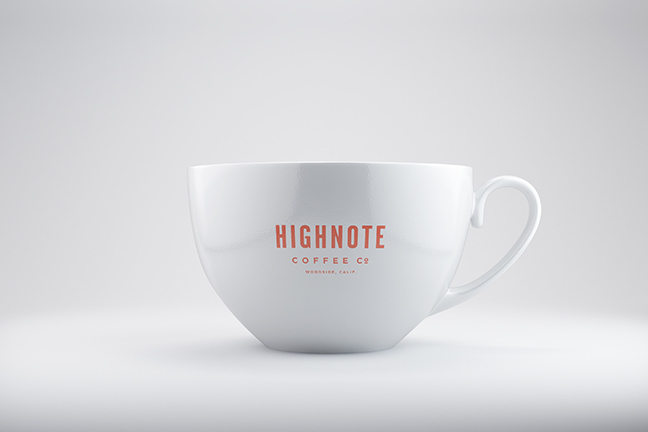 Bill Rogers Design - High Note Coffee Mug