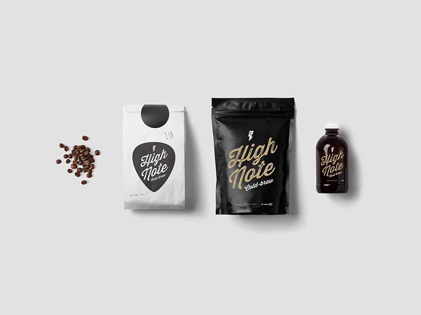 Bill Rogers Design - High Note Coffee - Cold Brew Packaging Line