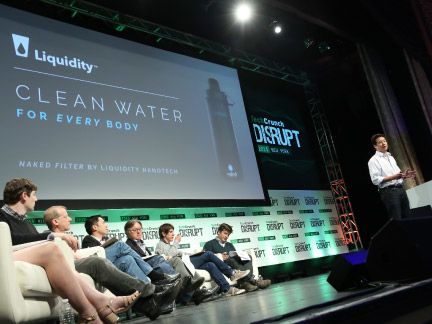 Bill Rogers Design - Naked Filter - TechCrunch Disrupt New York 2014 - Winning Presentation - Victor W. Hwang