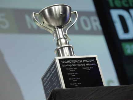 Bill Rogers Design - Naked Filter - TechCrunch Disrupt New York 2014 - Winner - Victor W. Hwang