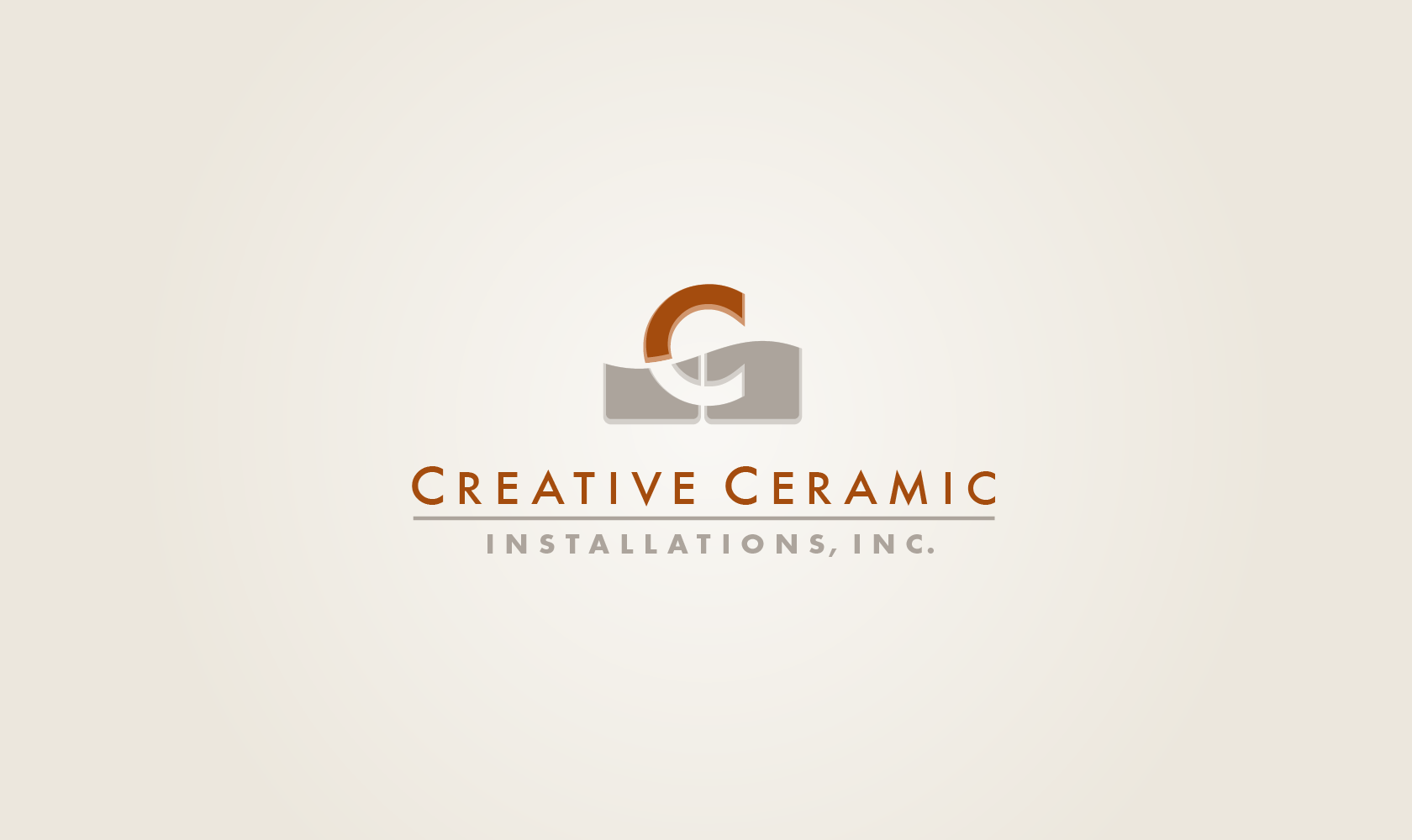 Bill Rogers Design - Creative Ceramic Installations, Inc. - Logo Design - Brand Identity Design