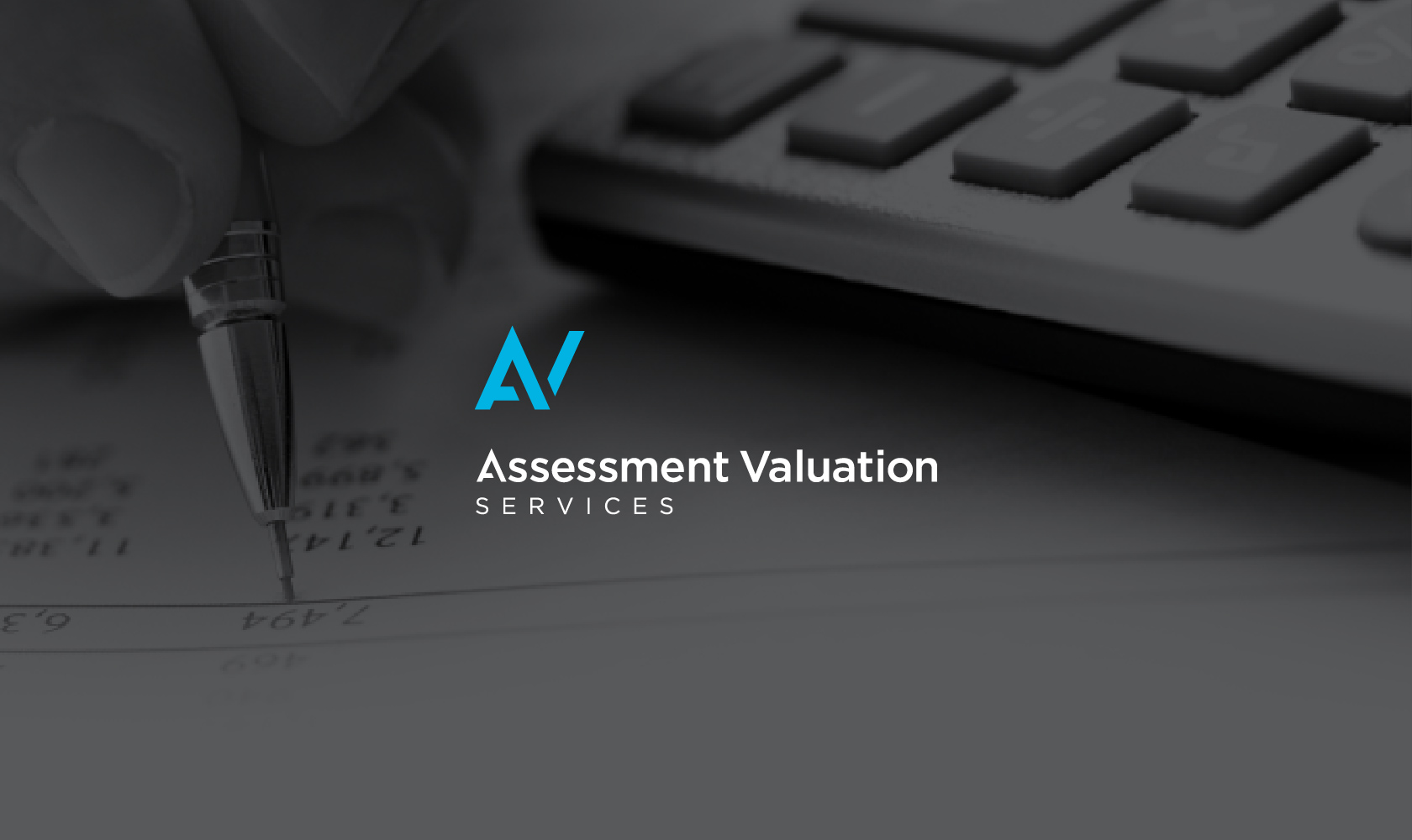 Bill Rogers Design - Assessment Valuation Services - Logo Design - Brand Identity Design