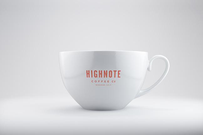 Bill Rogers Design - High Note Coffee Mug